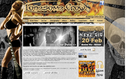 Lonesome Crow | Gloucestershire Rock Band