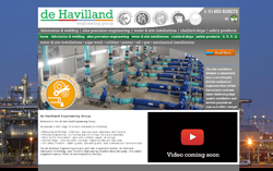 de Havilland - Fabrication & Welding